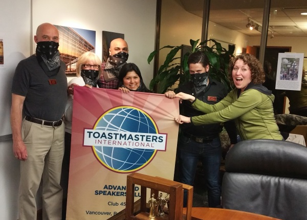 Finding Vino Raiding ASK Toastmasters